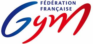 Logo FFGym - étendard de la Talaudière